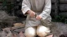 Flachsverarbeitung in der Jungsteinzeit – Ein Experiment