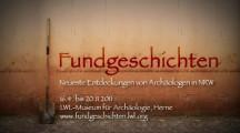 FUNDGESCHICHTEN: Neueste Entdeckungen von Archäologen in NRW