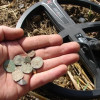 XP Deus finds roman coins