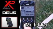 XP Deus Multi-Ton (französisch)