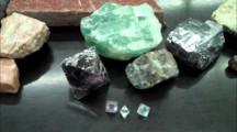 Mineralien Identifikation (englisch)