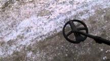 XP Deus Münzenortung zwischen Eisen & Reaktionszeit (englisch)